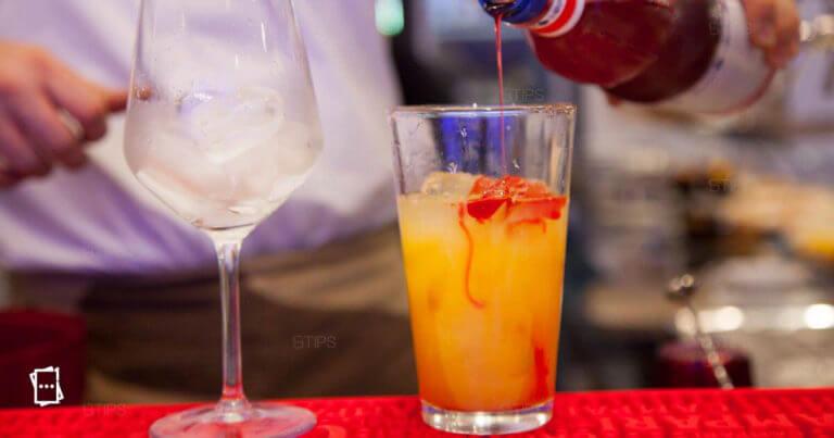 aperitivo al nine bar
