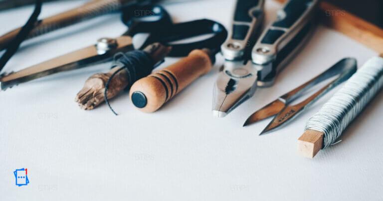 attrezzi da artigiano