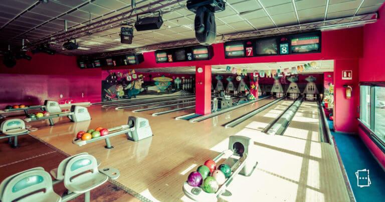 bowling a Castel di Lama