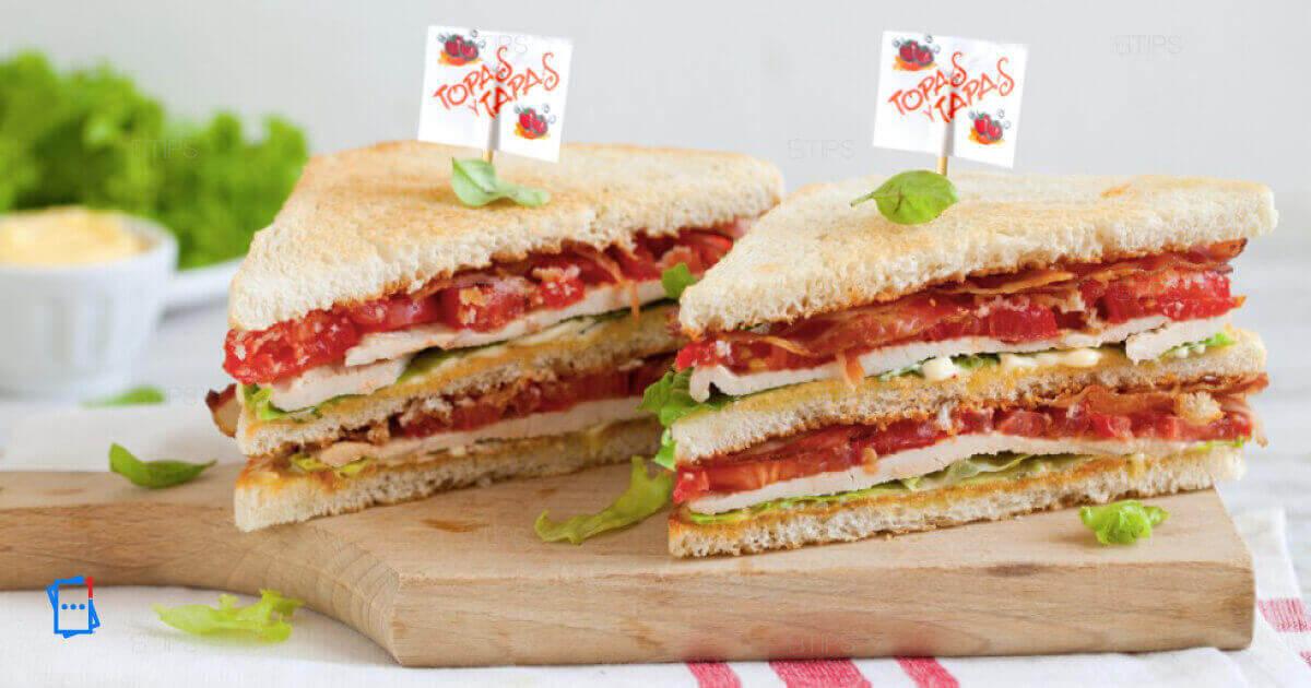Prendi 2 Club Sandwich, il secondo lo paghi solo 1,00 €