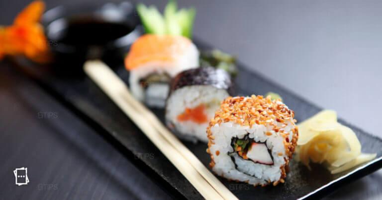 sushi a San Benedetto del Tronto