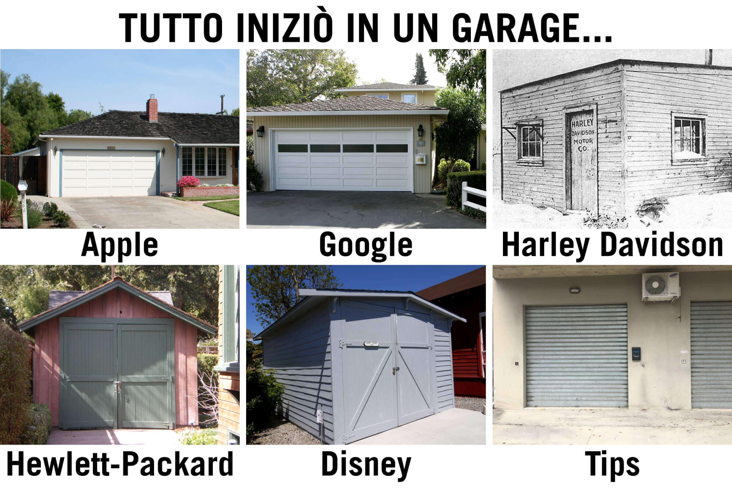 tips garage