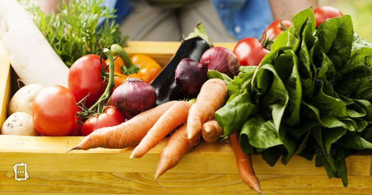 Con una spesa di 20 Euro, hai una cassetta di frutta e verdura in REGALO