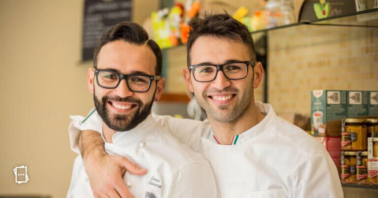 Partecipa allo Show Cooking con Enrico e Raffaele Starace nella nuova sede di PastaMood